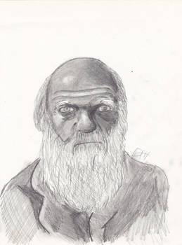 Happier birthday, Darwin