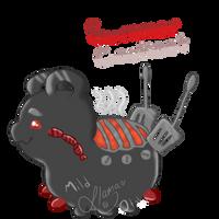 Grillin' Buddy Pacapillar [CLOSED] by SailorPigeon