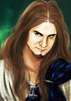 :Commission: Armand by KrasnyZmeya
