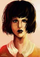 :Commission: Alice by KrasnyZmeya