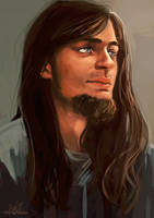 :Commission: Flo Chan by KrasnyZmeya