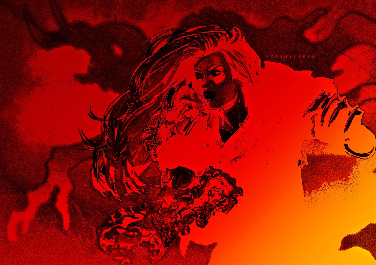 Red by KrasnyZmeya