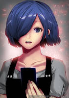 Tokyo Ghoul: Re chapter 9 by XxAlessioxX