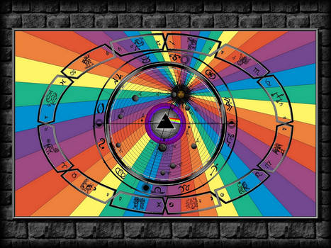 M's Astrology Chart 01