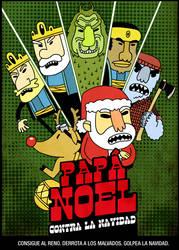 Papa Noel - Contra la Navidad by mikelodigas