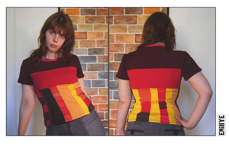 T-Shirt 05 by Emillye