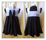 Tuniuqe chemise bleu et noir by Emillye