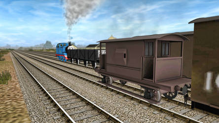 Shunting by NuriToxican