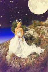 Neo Queen Princess  Serenity by FrancescaMisa