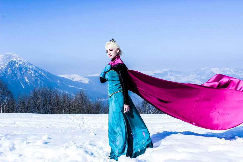 Elsa - Frozen Disney by FrancescaMisa