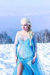 I'll rise like the break of dawn - Elsa