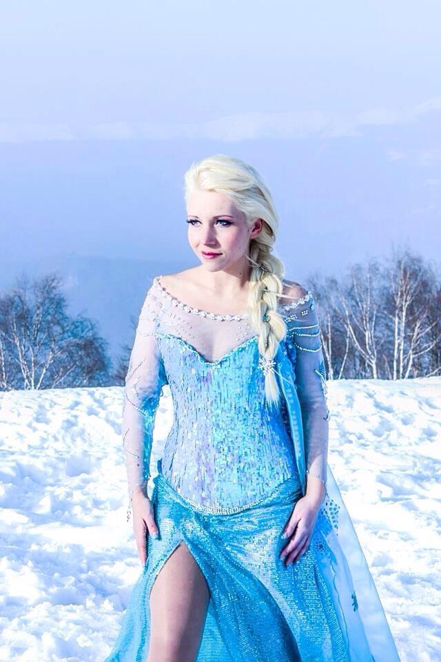 I'll rise like the break of dawn - Elsa by FrancescaMisa