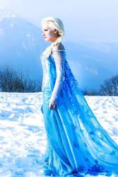 i'm the queen - Elsa