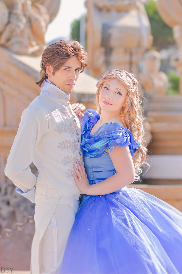 Cinderella Movie 2015 - Ella and Prince Kit by FrancescaMisa