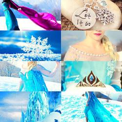 Easthetic Elsa - Frozen