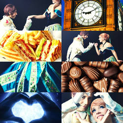 Anna and Hans - Aesthetic