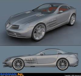 Mercedes SLR 2005