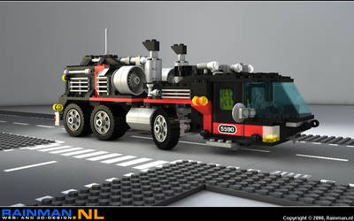 Lego Super Truck