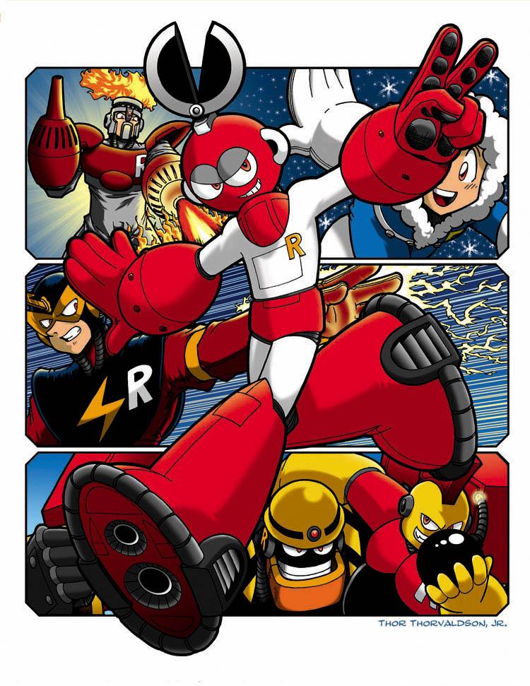 Mega Man Tribute Winner by Thormeister