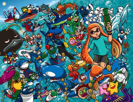 Nintendo Force - Go Fish