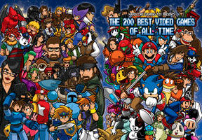 200 Best Video Games of All Time book cover