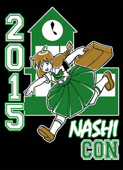Nashicon 2015 convention t-shirt