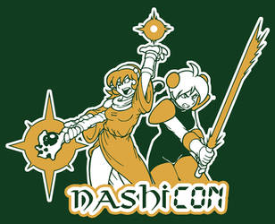 Nashicon 2014 convention t-shirt by Thormeister