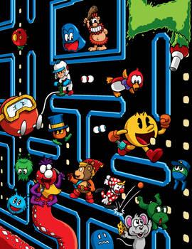 Old School Gamer Magazine cover 3