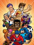Old School Gamer Magazine cover 5