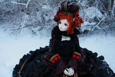 In the Frozen Garden by A-Little-White-Lie
