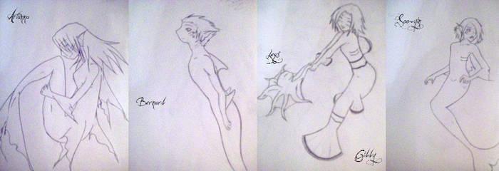 Aquaians by xxCardiacxArrestxx