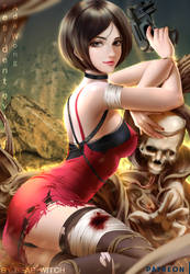 ada-Wong by bear-witch