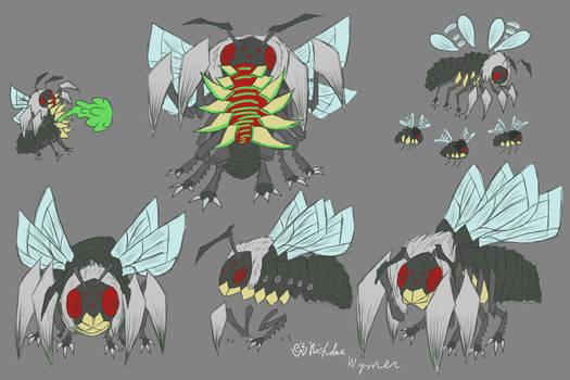 Beelzebub Concept Art