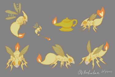 Firefly Concept Art