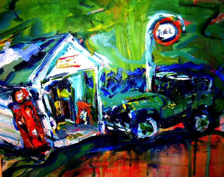 Tydol Gas by LaurieLefebvre