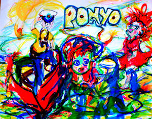 Ponyo entry by LaurieLefebvre