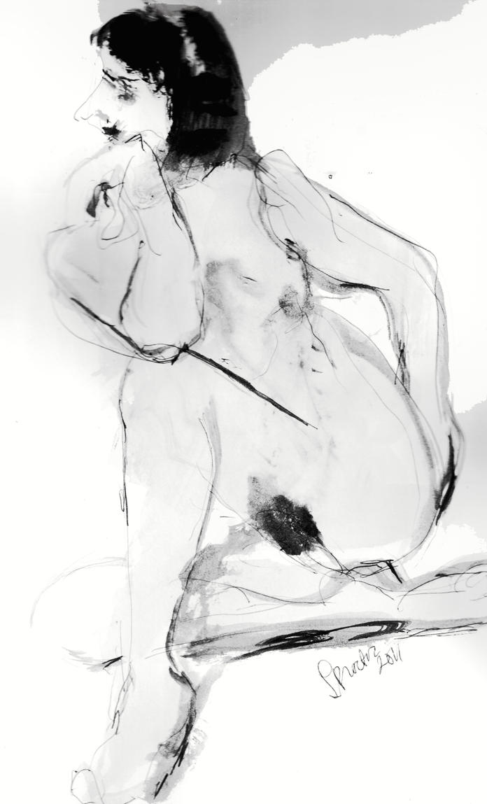 Figure Lproctor by LaurieLefebvre