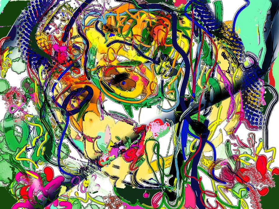 Flower child  Lproctor by LaurieLefebvre