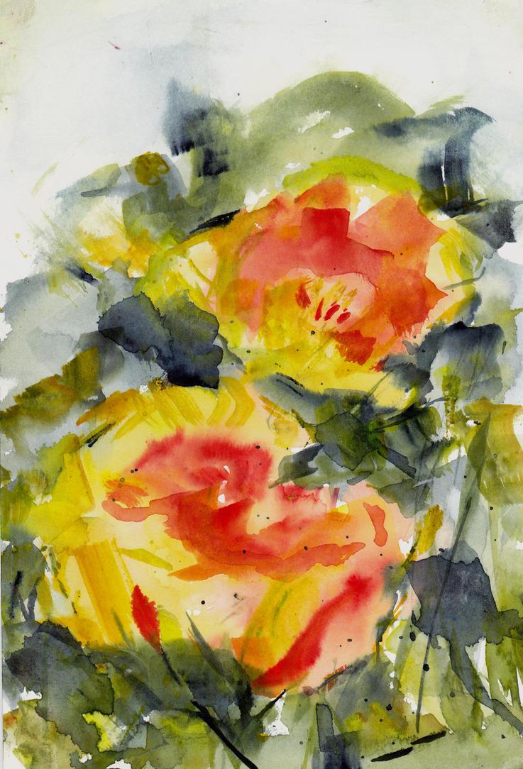 flowers  proctor-lefebvre by LaurieLefebvre