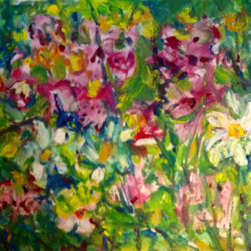 Wild flowers Lefebvre by LaurieLefebvre