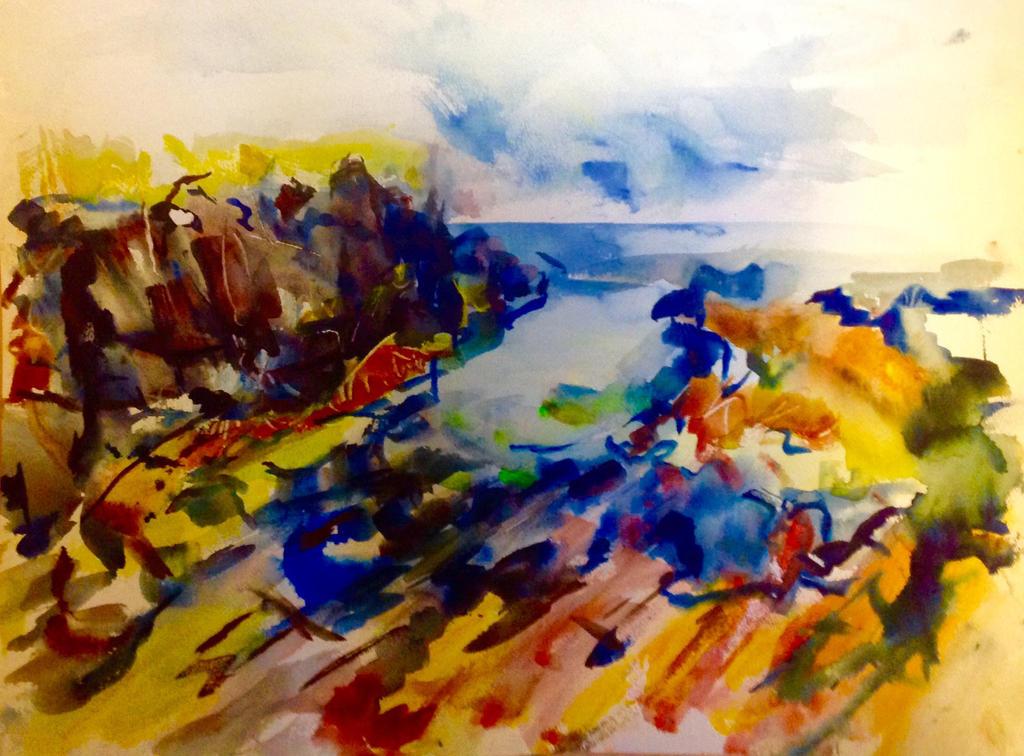 Maine Coast Lefebvre by LaurieLefebvre