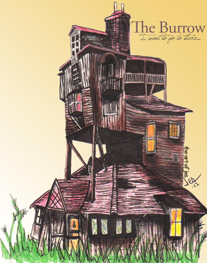 The Burrow By Jucyjesy82