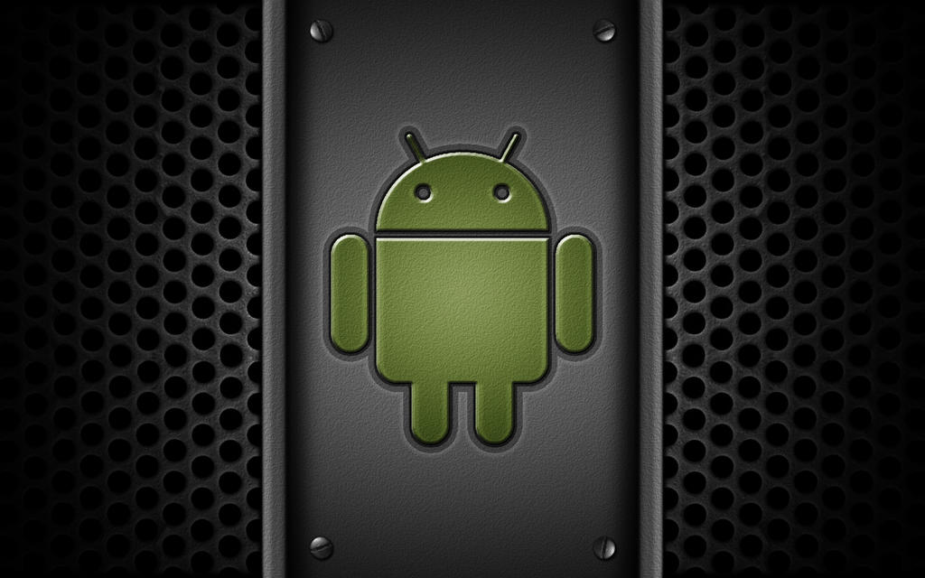 Android Desktop Wallpaper by Machinum