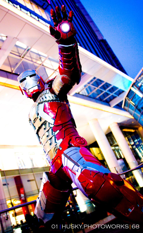 Iron Man mk.IV by maneki-husky
