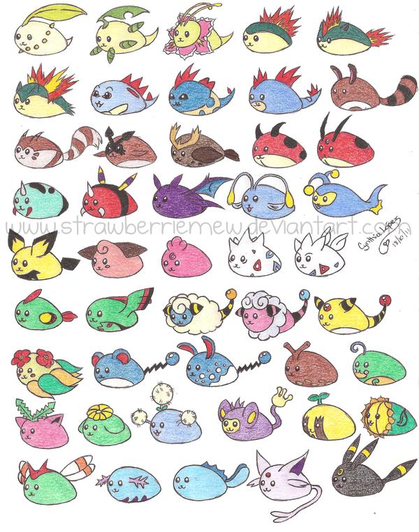 Mameshiba Pokemon Project 5 264767439