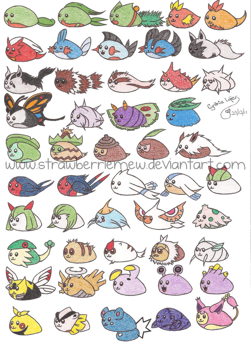 Mameshiba Pokemon Project 7 276117213