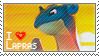 Lapras Stamp by StrawberrieMew