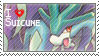 Suicune Stamp by StrawberrieMew