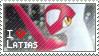 Latias Stamp by StrawberrieMew