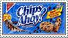 I love Original Chips Ahoy by StrawberrieMew